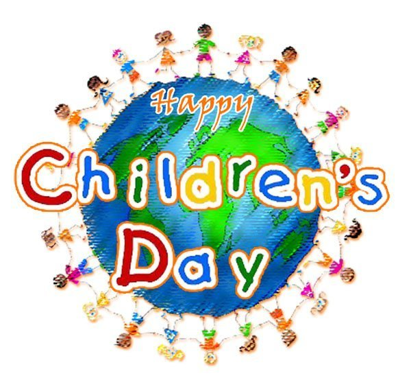 Greetings on Universal Children's DayTRADE Fair of Children's GOODS